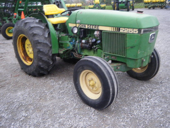 1986 John Deere 2255 Tractors - Utility (40-100hp) - John ...