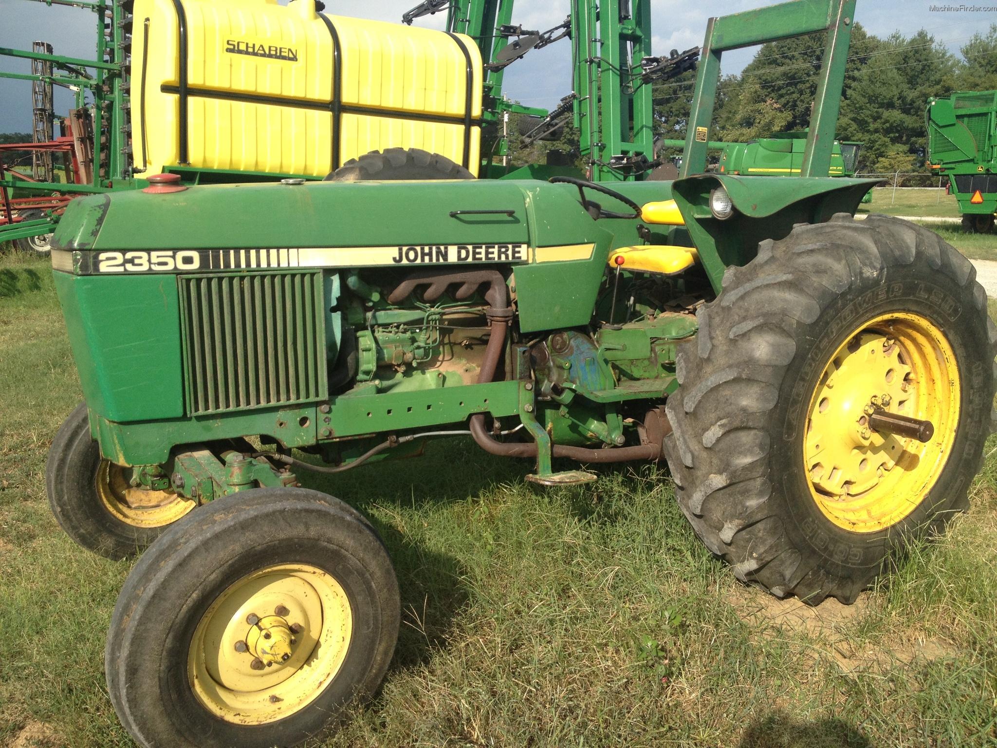 1985 John Deere 2350 Tractors - Utility (40-100hp) - John ...