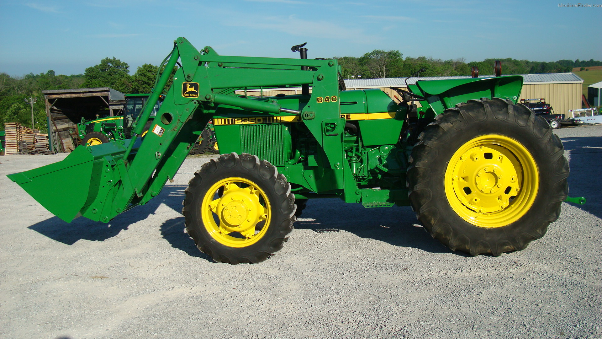 1983 John Deere 2350 Tractors - Utility (40-100hp) - John ...