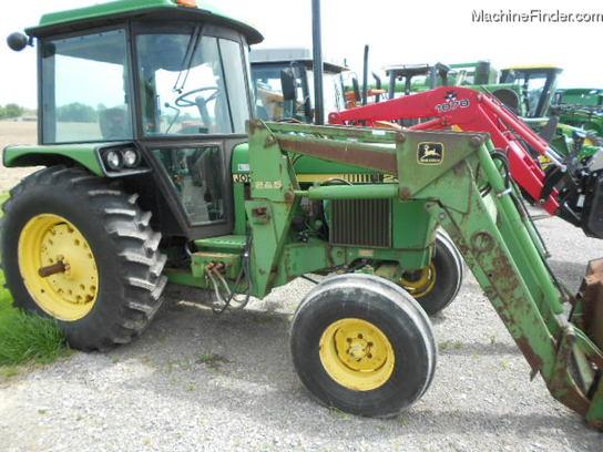 John Deere 2350 Tractors - Utility (40-100hp) - John Deere ...