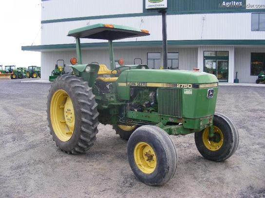 1984 John Deere 2750 Tractors - Utility (40-100hp) - John ...