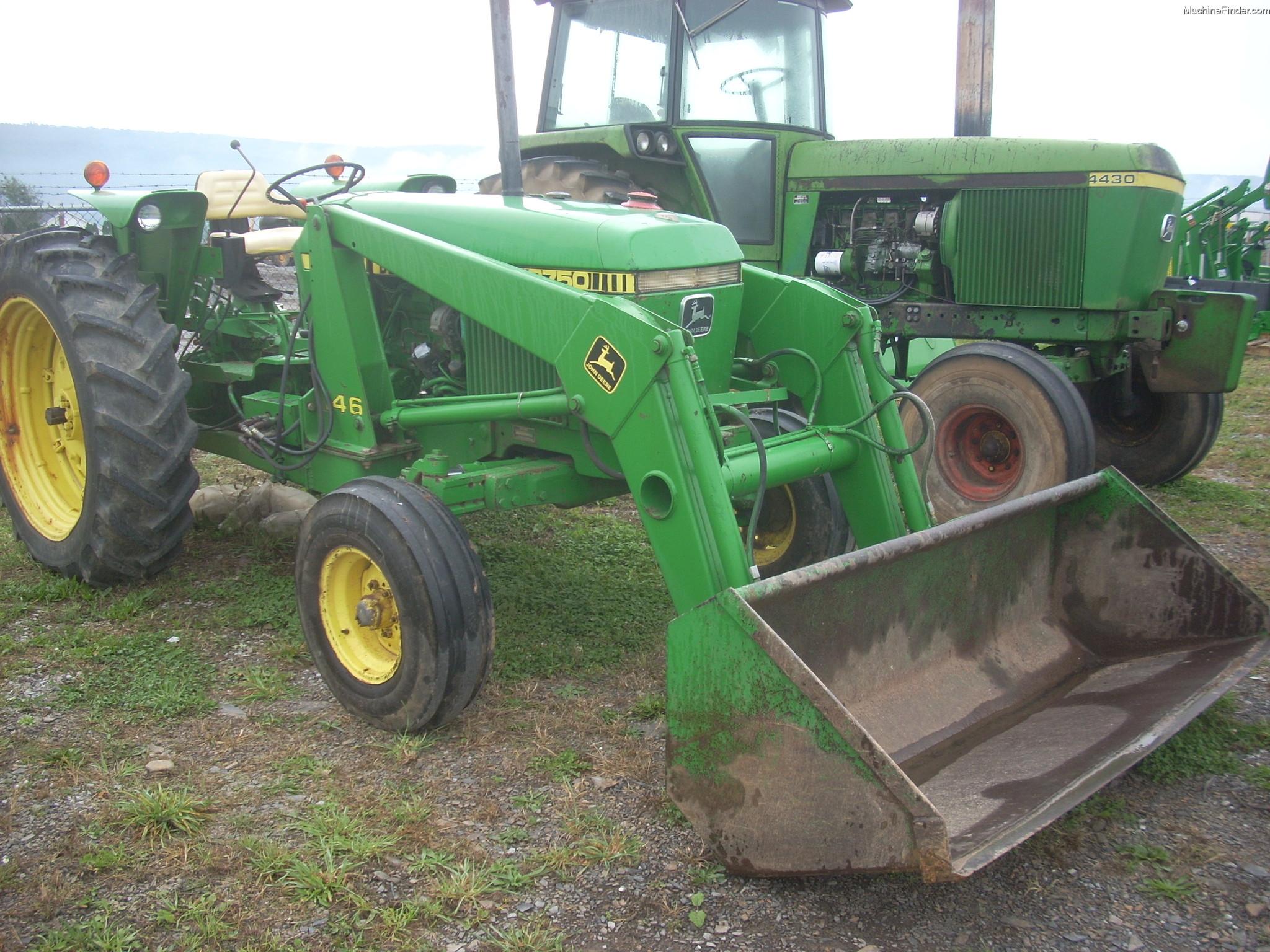1983 John Deere 2750 Tractors - Utility (40-100hp) - John ...
