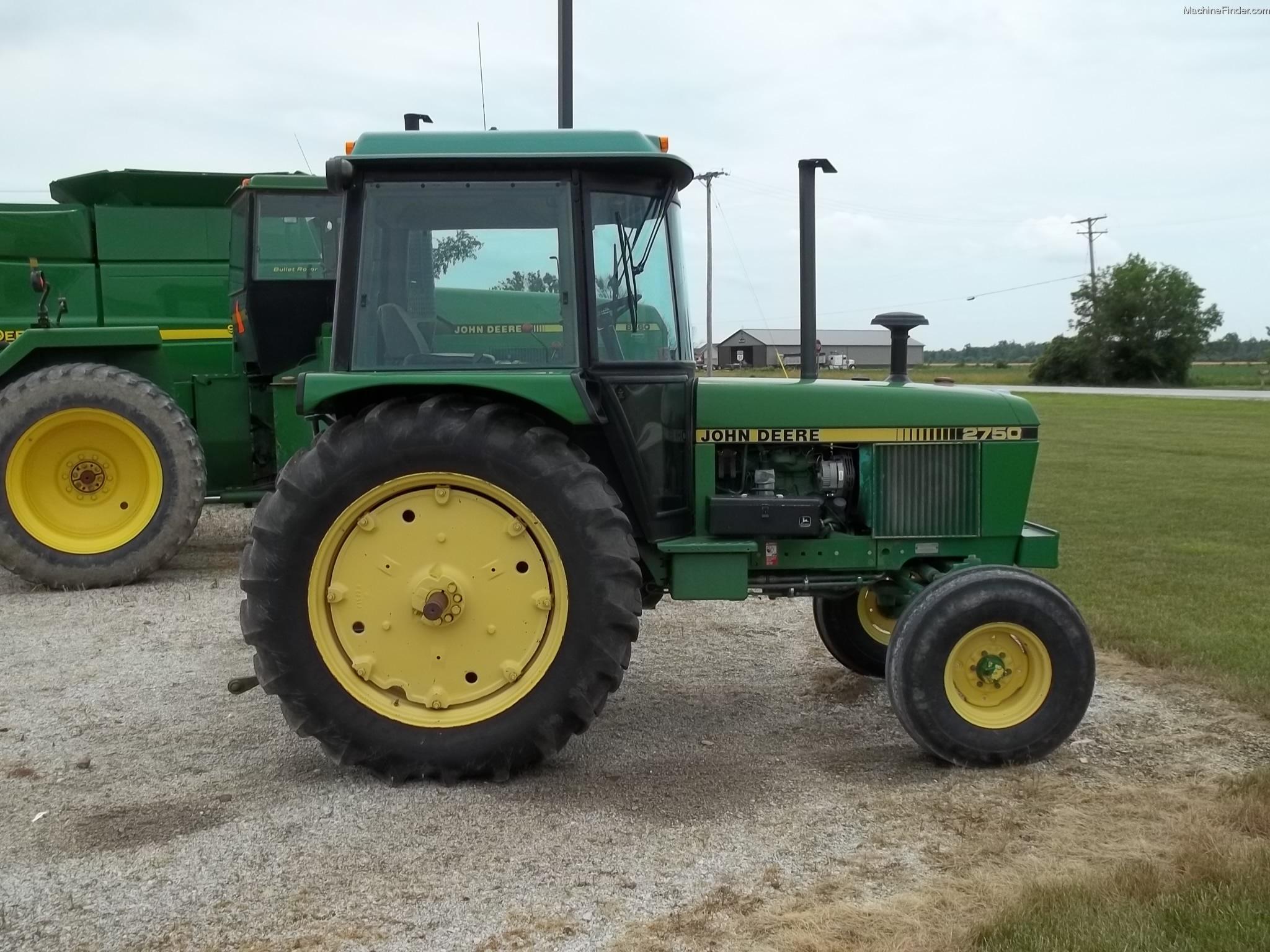 1985 John Deere 2750 Tractors - Utility (40-100hp) - John ...