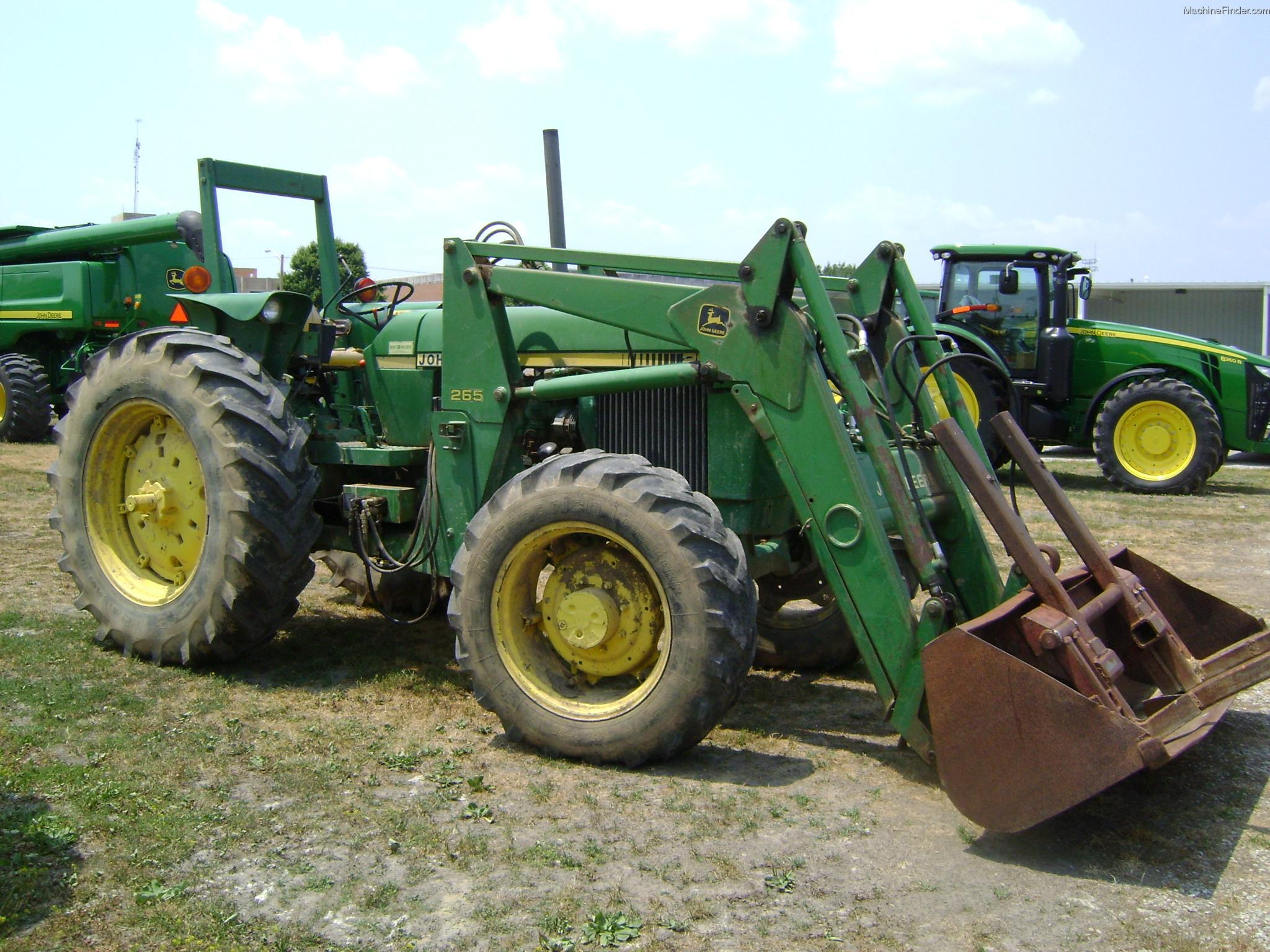 1986 John Deere 2950 Tractors - Utility (40-100hp) - John ...
