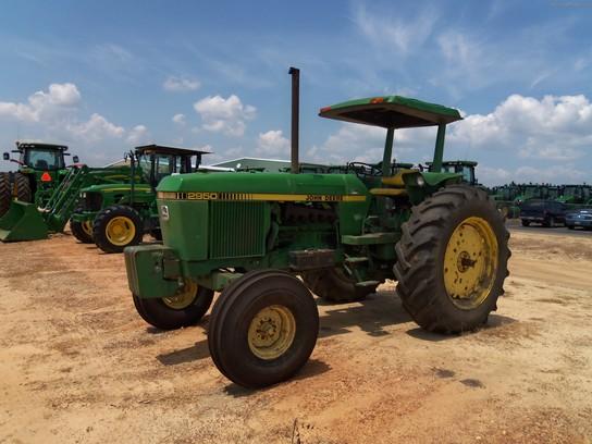 John Deere 2950 Tractors - Row Crop (+100hp) - John Deere ...