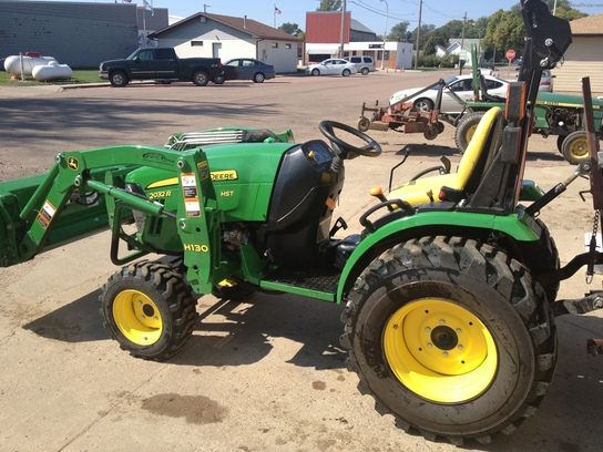 2013 John Deere 2032R Tractors - Compact (1-40hp.) - John ...