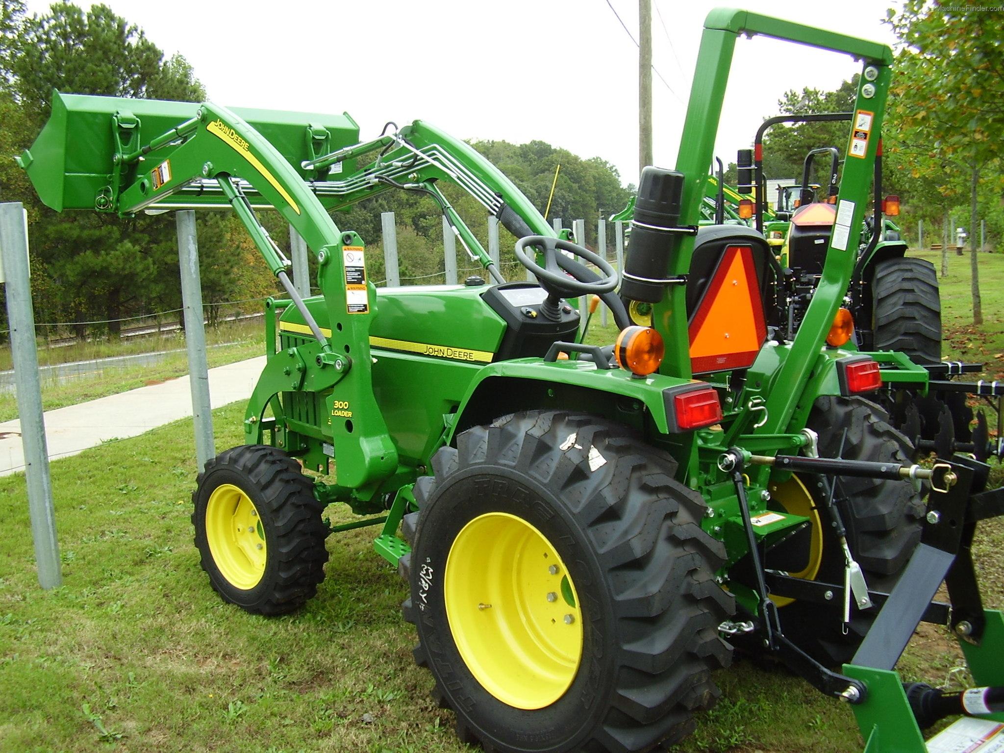 2012 John Deere 3005 Tractors - Compact (1-40hp.) - John ...