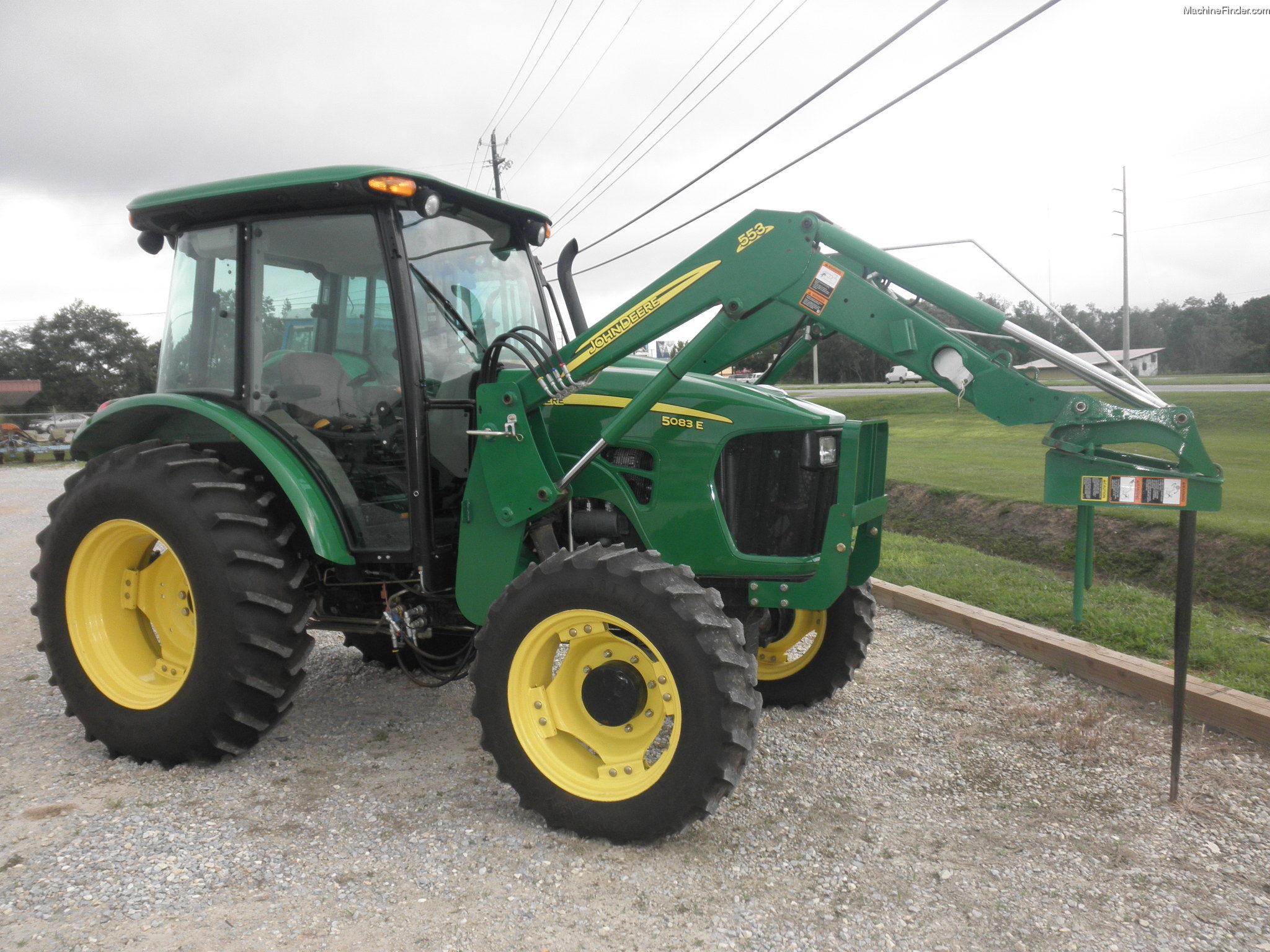 2010 John Deere 3005 Tractors - Compact (1-40hp.) - John ...