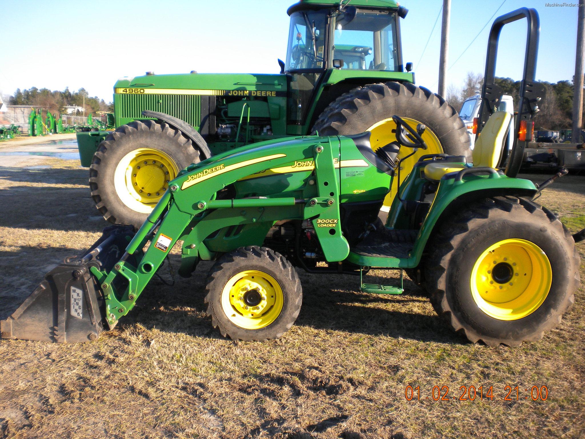 2006 John Deere 3120 Tractors - Compact (1-40hp.) - John ...