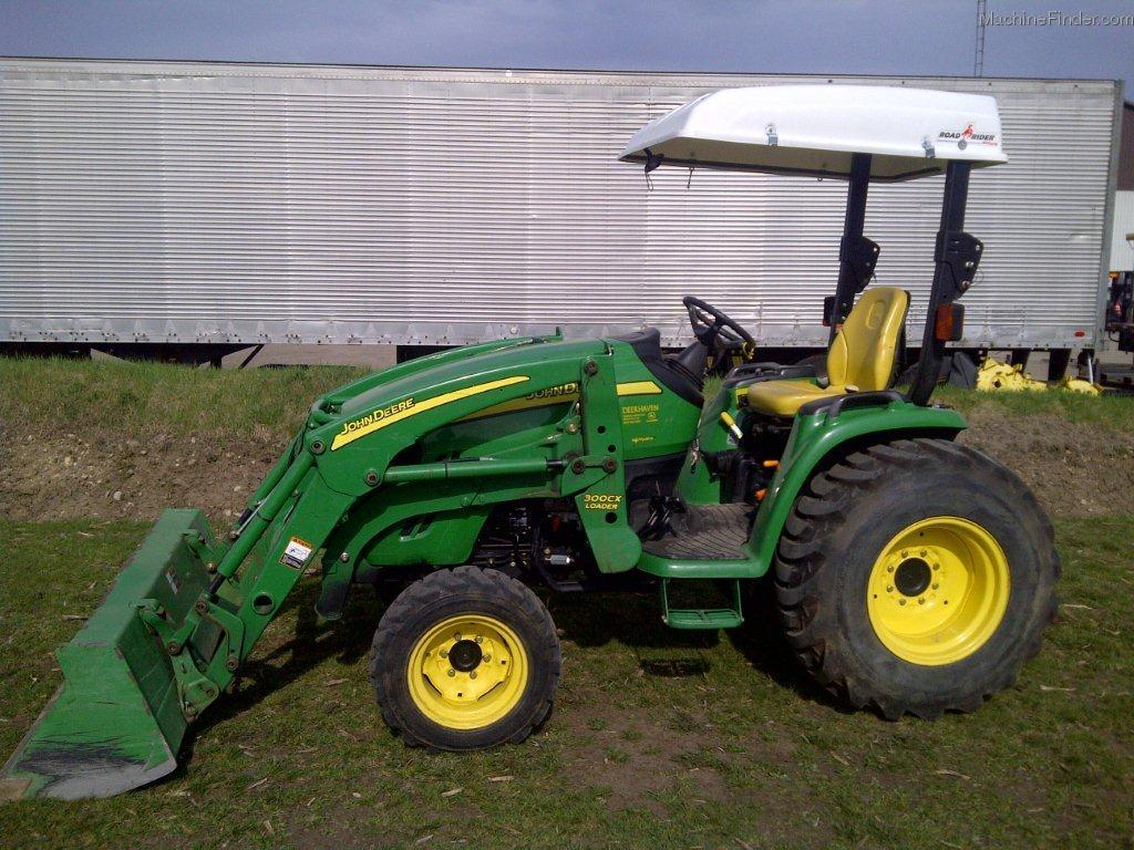 2007 John Deere 3120 Tractors - Compact (1-40hp.) - John ...