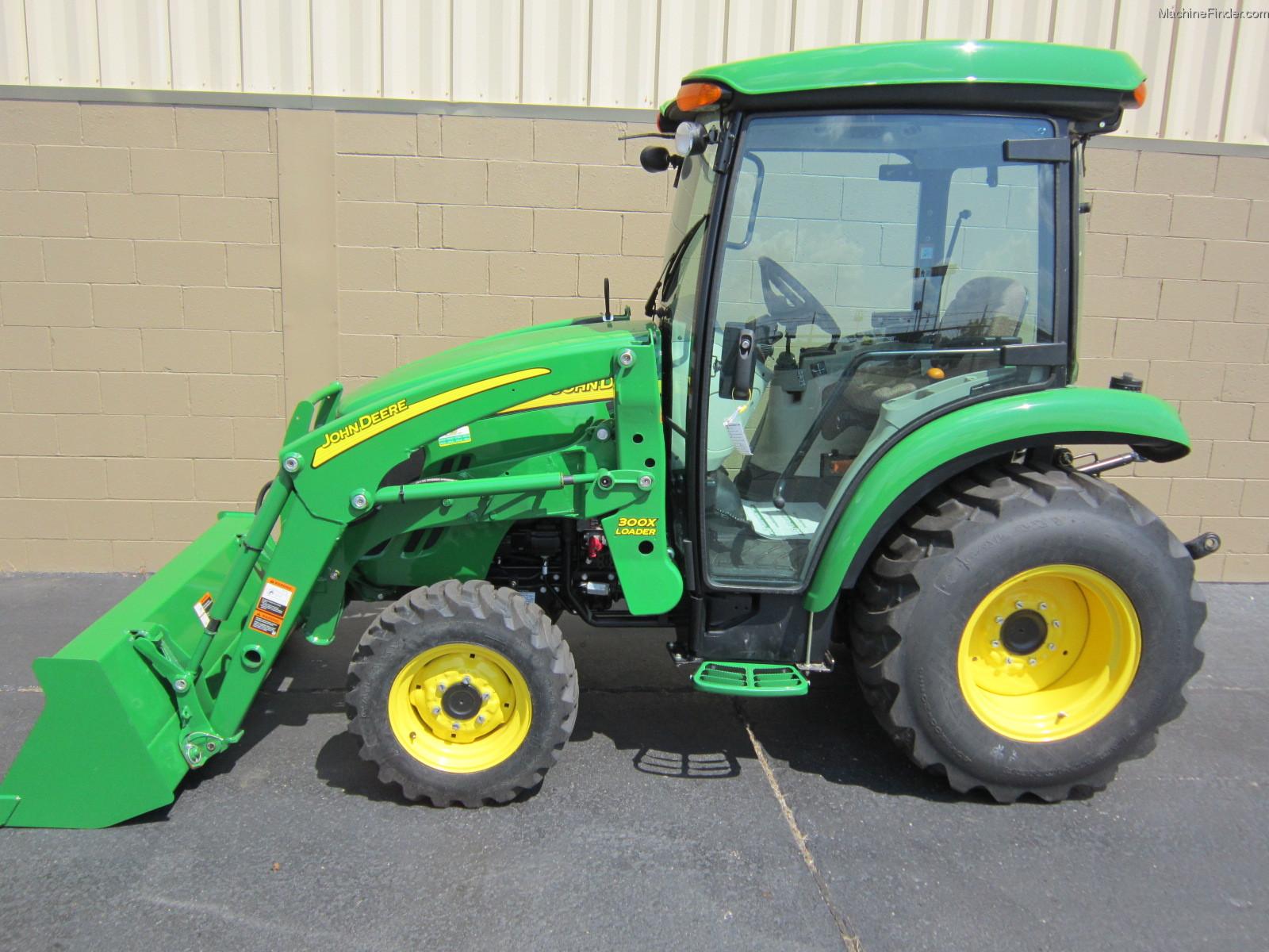 2012 John Deere 3320 Tractors - Compact (1-40hp.) - John ...