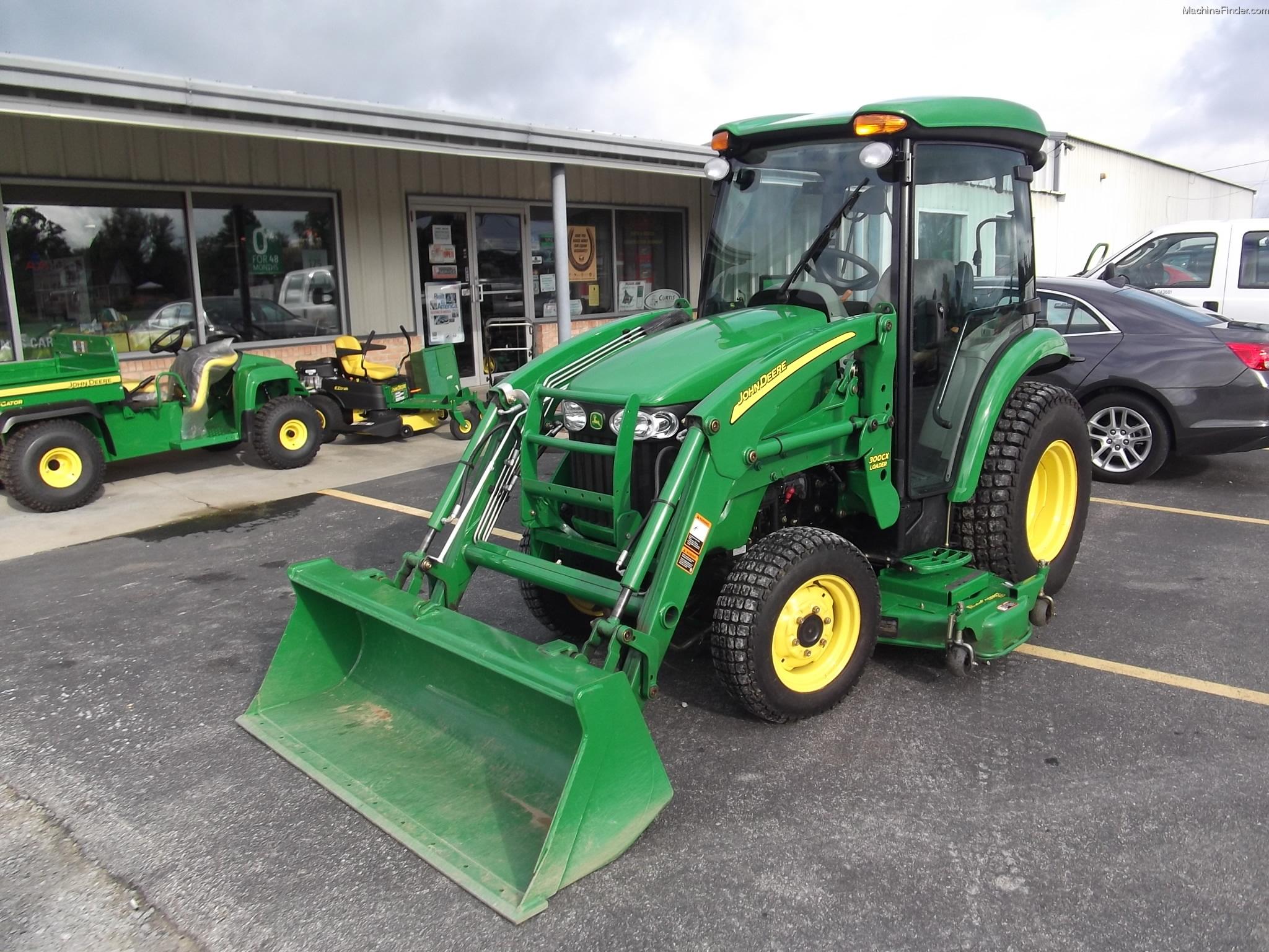 2009 John Deere 3720 Tractors - Compact (1-40hp.) - John ...