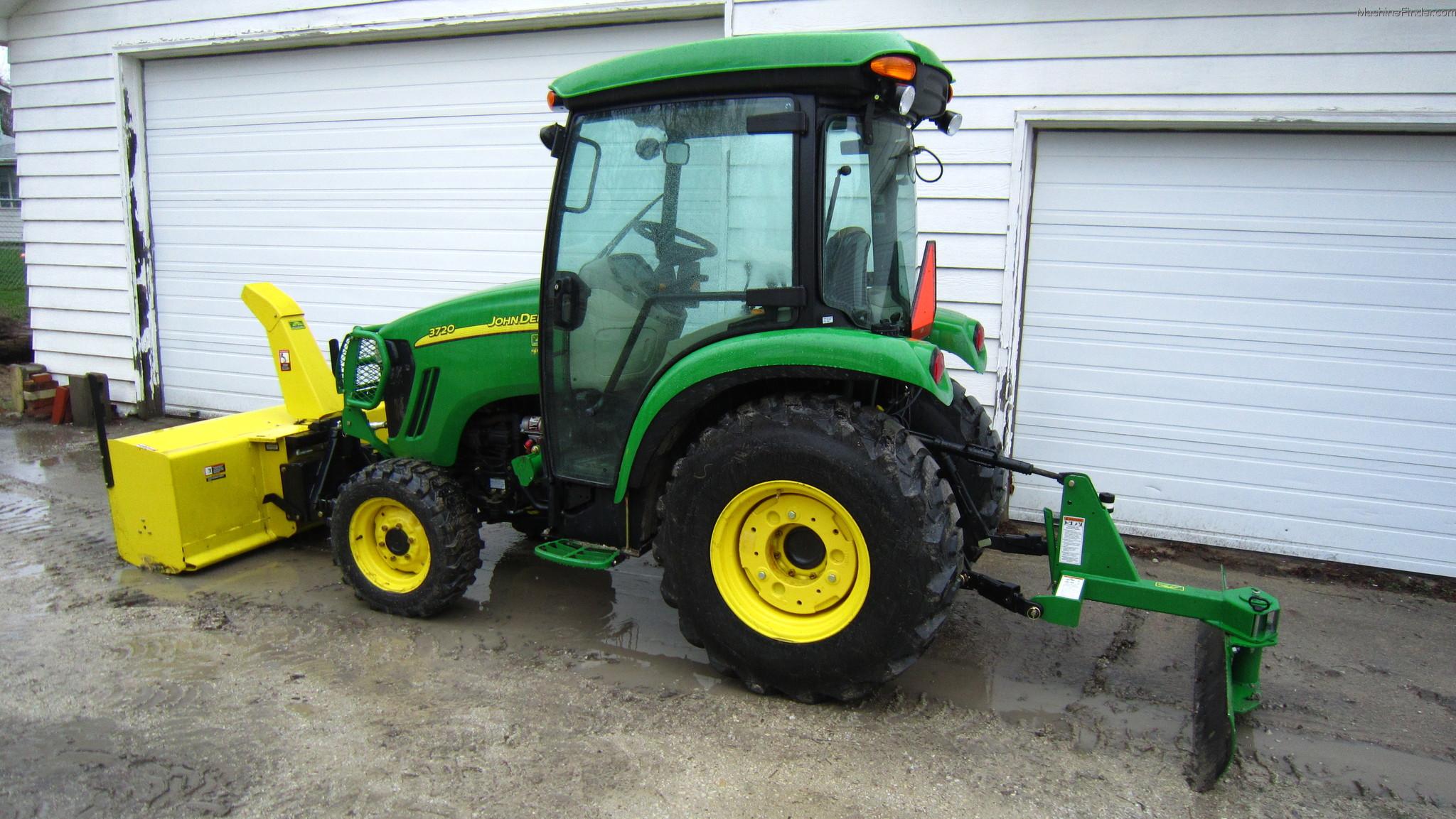 2010 John Deere 3720 Tractors - Compact (1-40hp.) - John ...