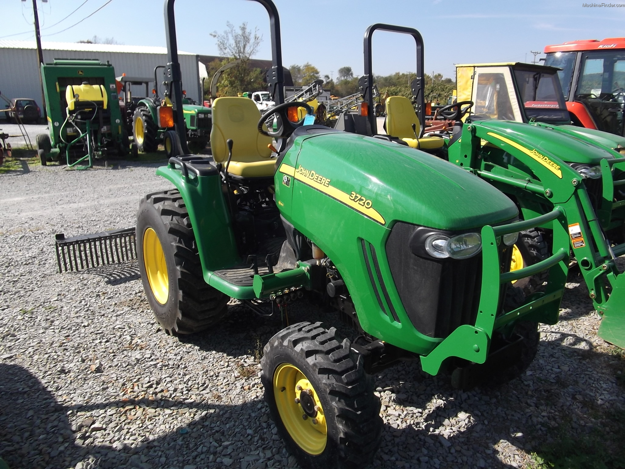 2005 John Deere 3720 Tractors - Compact (1-40hp.) - John ...