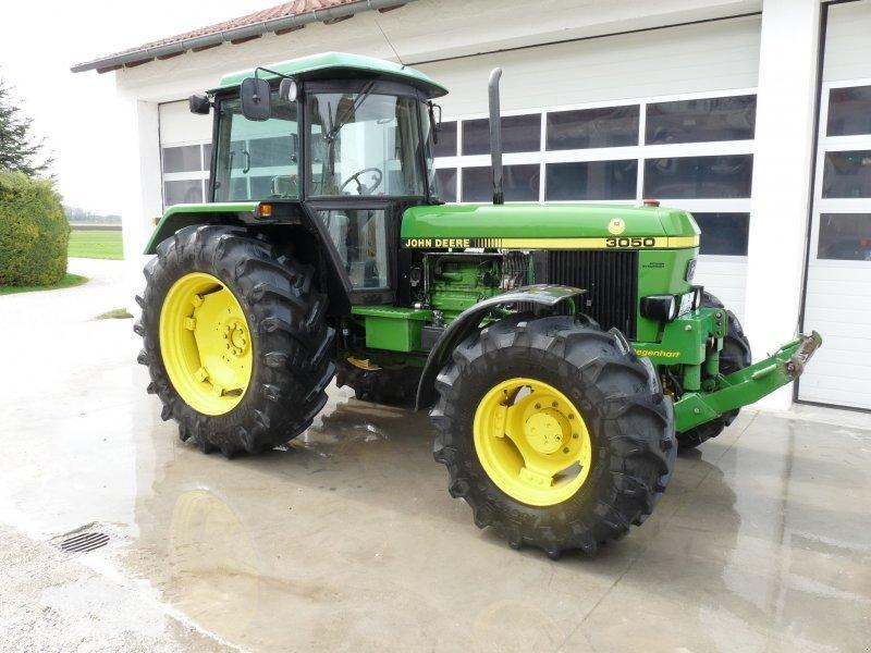 John Deere 3050 Tractor - technikboerse.com