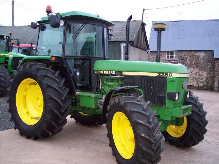 John Lake Tractors - used JOHN DEERE 3350 for sale ...