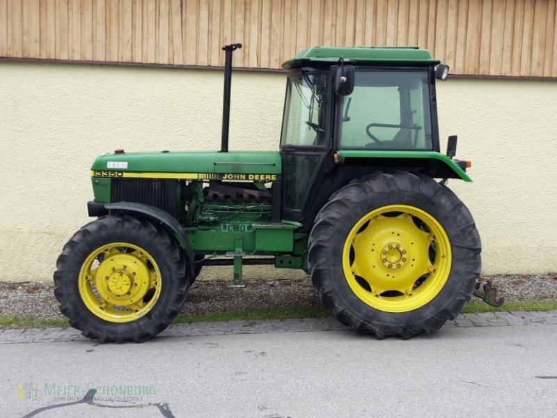John Deere 3350 SG 2 Tractor, 94060 Pocking ...
