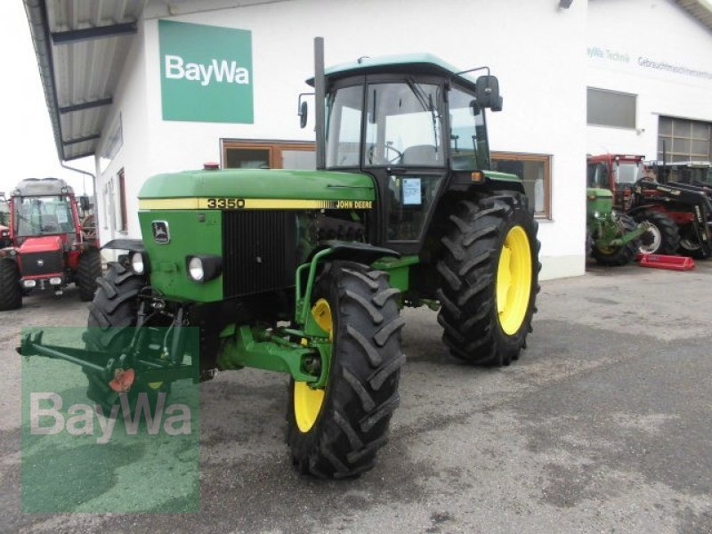 John Deere 3350 SG 2 Tractor - technikboerse.com