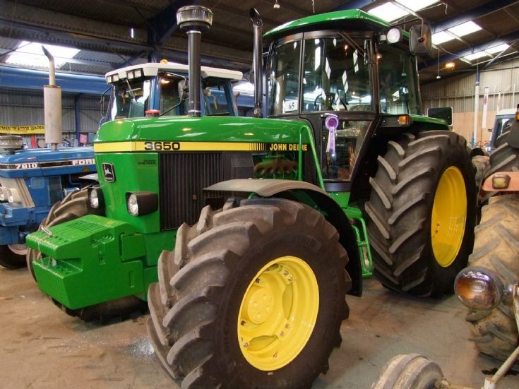 Tractor Photos John Deere 3650 Picture to Pin on Pinterest ...