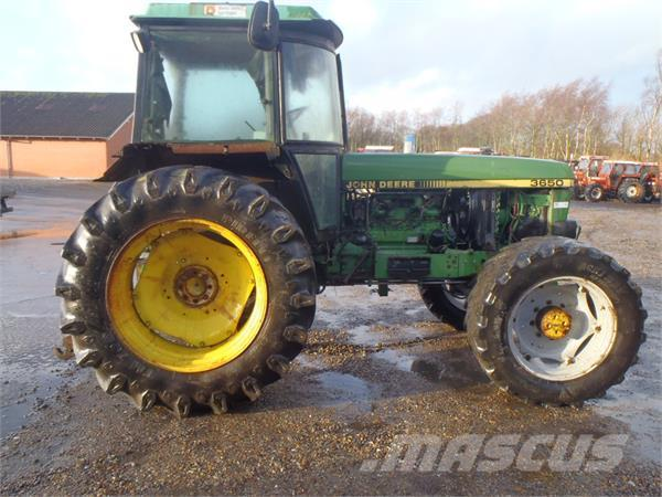 Used John Deere 3650 tractors for sale - Mascus USA