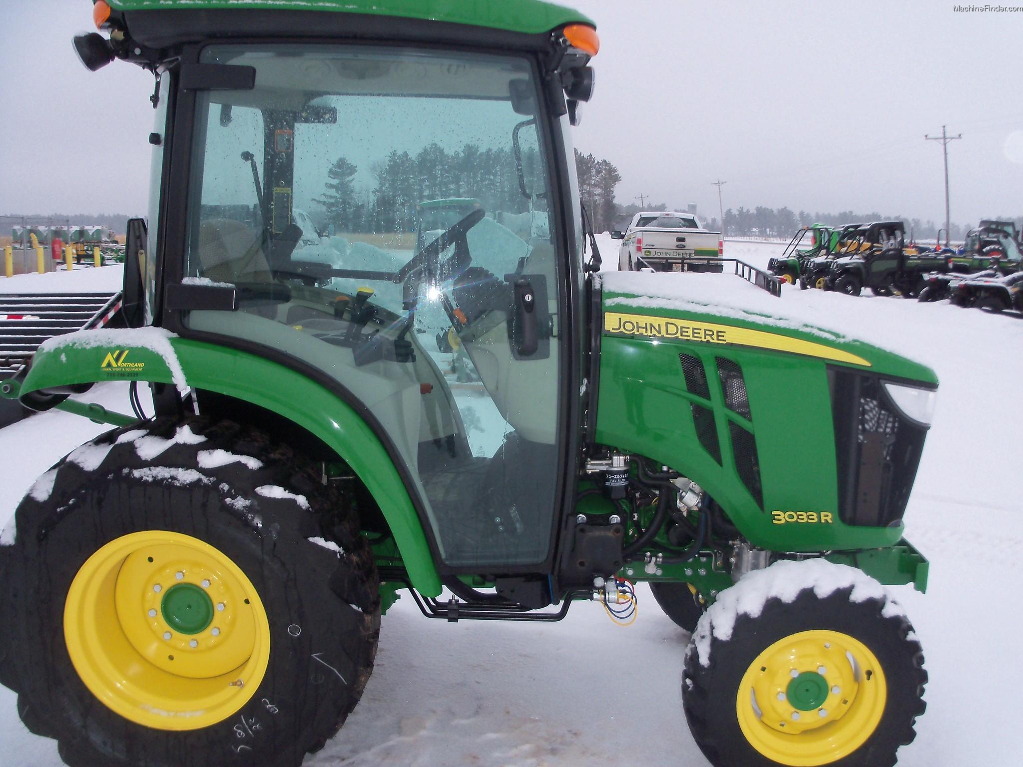 2014 John Deere 3033R Tractors - Compact (1-40hp.) - John ...