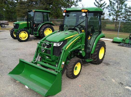2014 John Deere 3039R Tractors - Compact (1-40hp.) - John ...