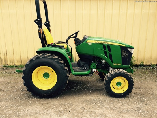 2014 John Deere 3039R - Compact Utility Tractors - John ...