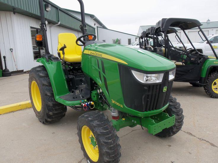 Nice tractor | Compact John Deer | Pinterest