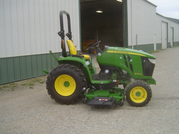 2015 John Deere 3039R Tractor - Assumption, IL | Machinery ...