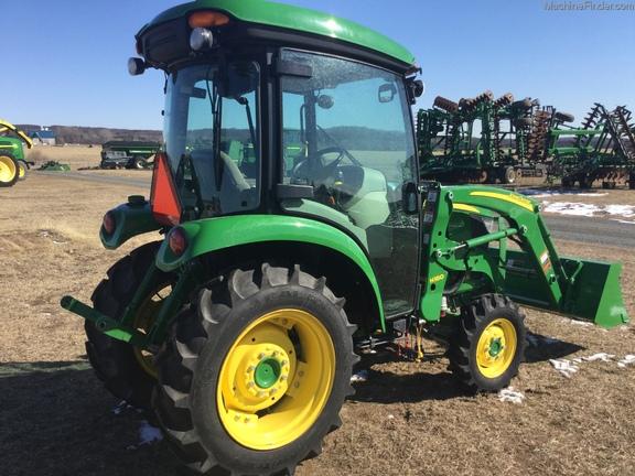 2016 John Deere 3046R - Compact Utility Tractors ...