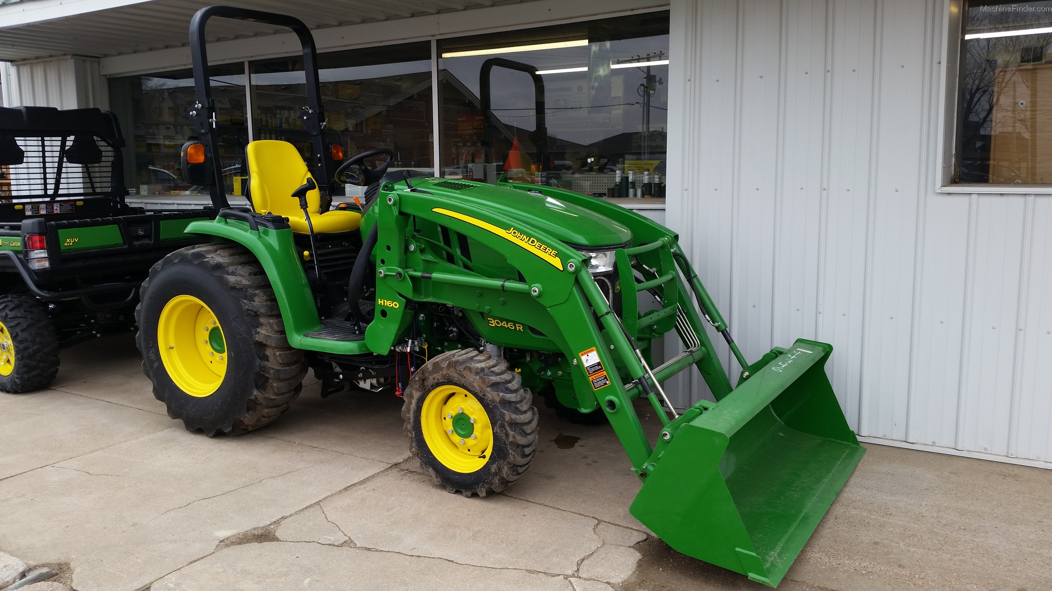 2014 John Deere 3046R Tractors - Compact (1-40hp.) - John ...