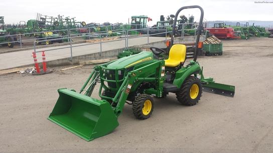 2014 John Deere 1023E Tractors - Compact (1-40hp.) - John ...