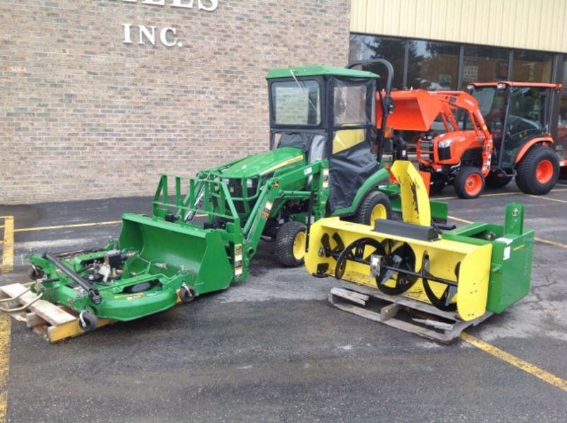 13 John Deere 1025R Tractors for Sale | Fastline
