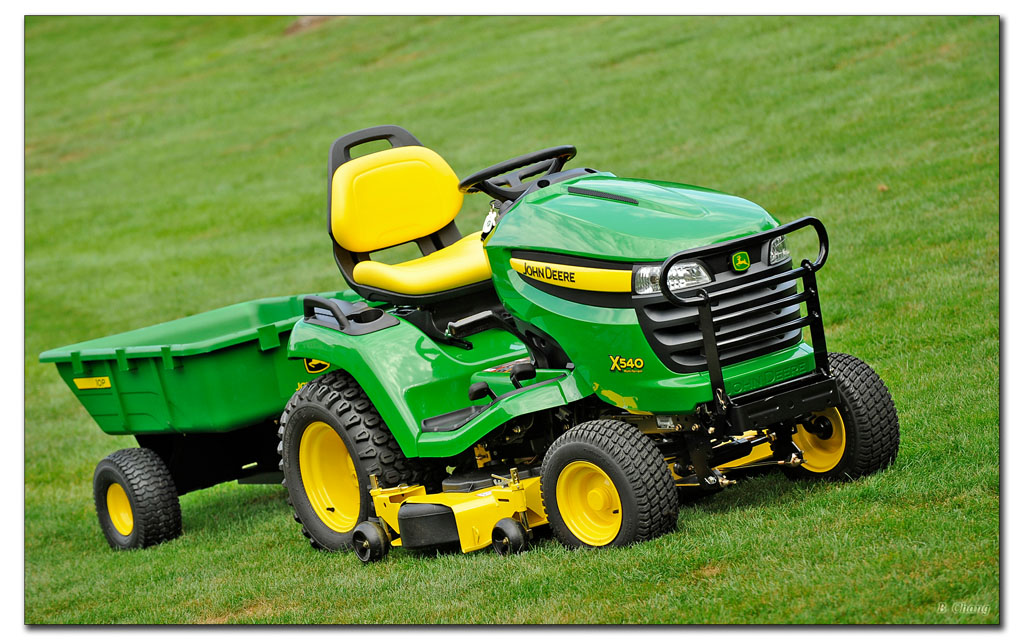 Your John Deere pics. - Page 3 - MyTractorForum.com - The ...