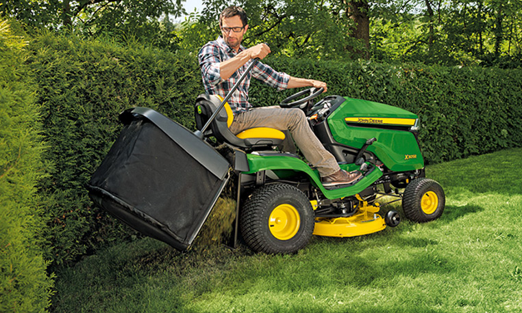 John Deere X300 Attachments To Consider For Your Tractor ...