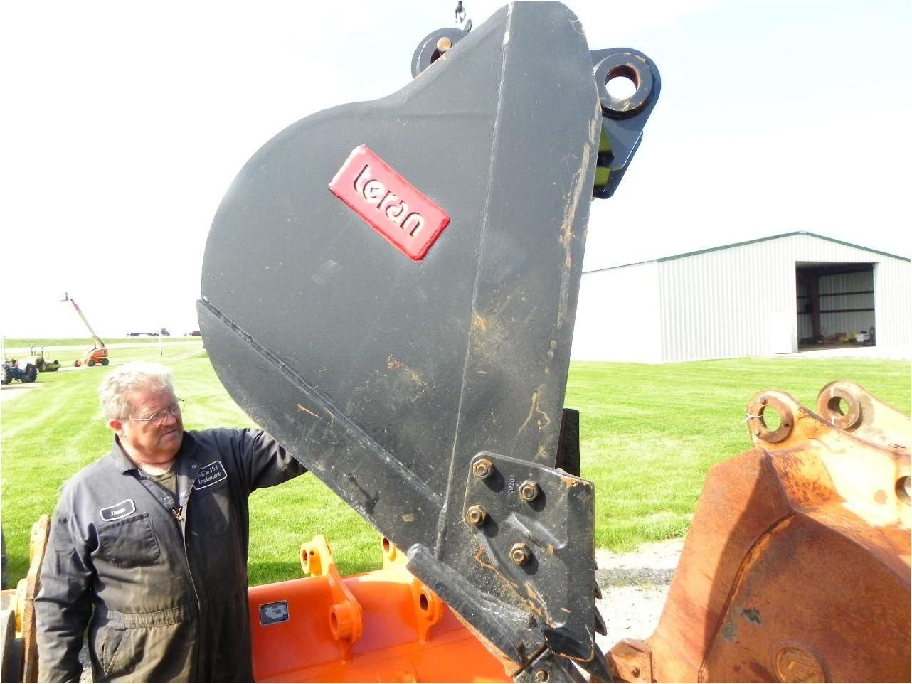 JOHN DEERE 120 Bucket Attachment for sale - Hulls 151 ...