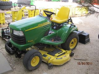 John Deere 445 Low Hours with Bucket Loader and Several ...