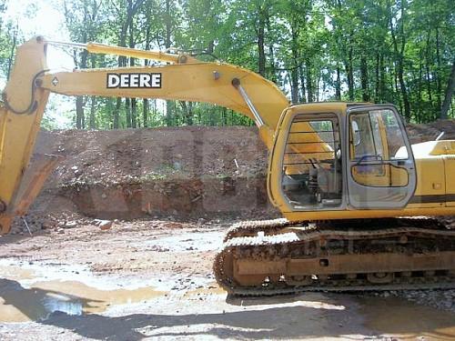 John Deere 2000 200LC Excavator   Apollo Equipment