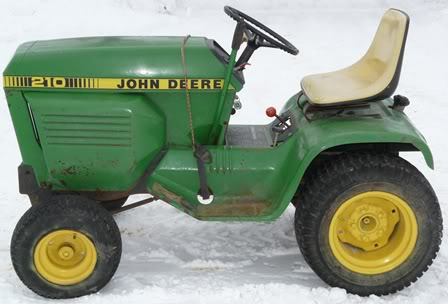210 John Deere Photo by 2bsober | Photobucket