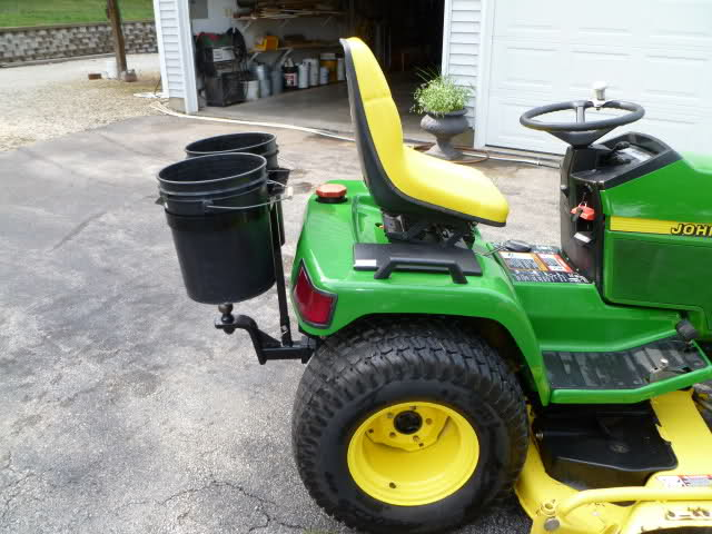 another bucket holder - MyTractorForum.com - The ...