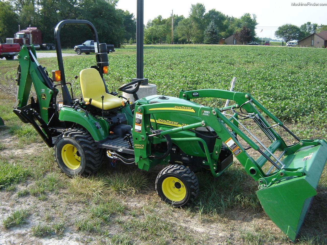 2009 John Deere 2305 Tractors - Compact (1-40hp.) - John ...