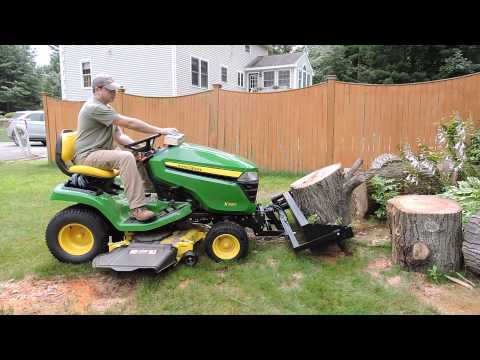 JBJr tree section move - YouTube