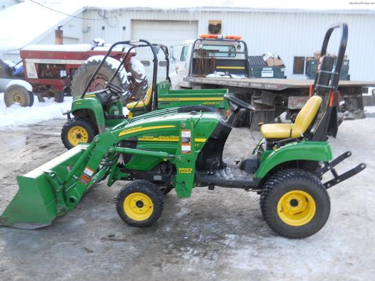 2011 John Deere 2305 Tractors - Compact (1-40hp.) - John ...