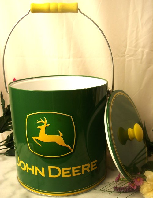 - Farm & Tractor - John Deere Insulated Ice Bucket