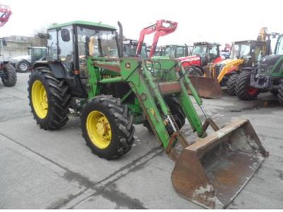 Used JOHN DEERE Large Tractor for Sale|Auto Trader Farm