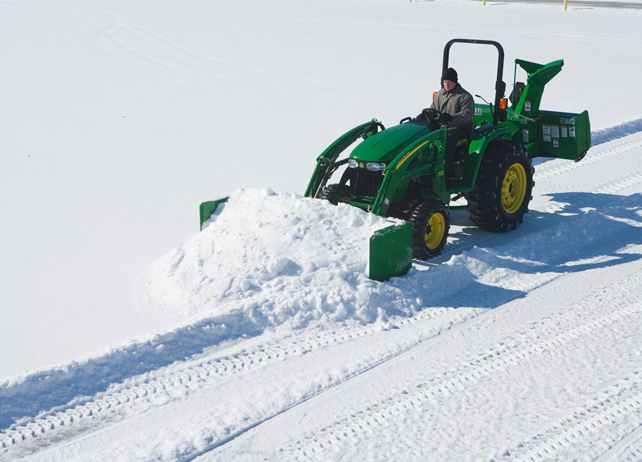 Frontier Snow Removal Equipment ∣ AS10H Snow Pushes ∣ John ...