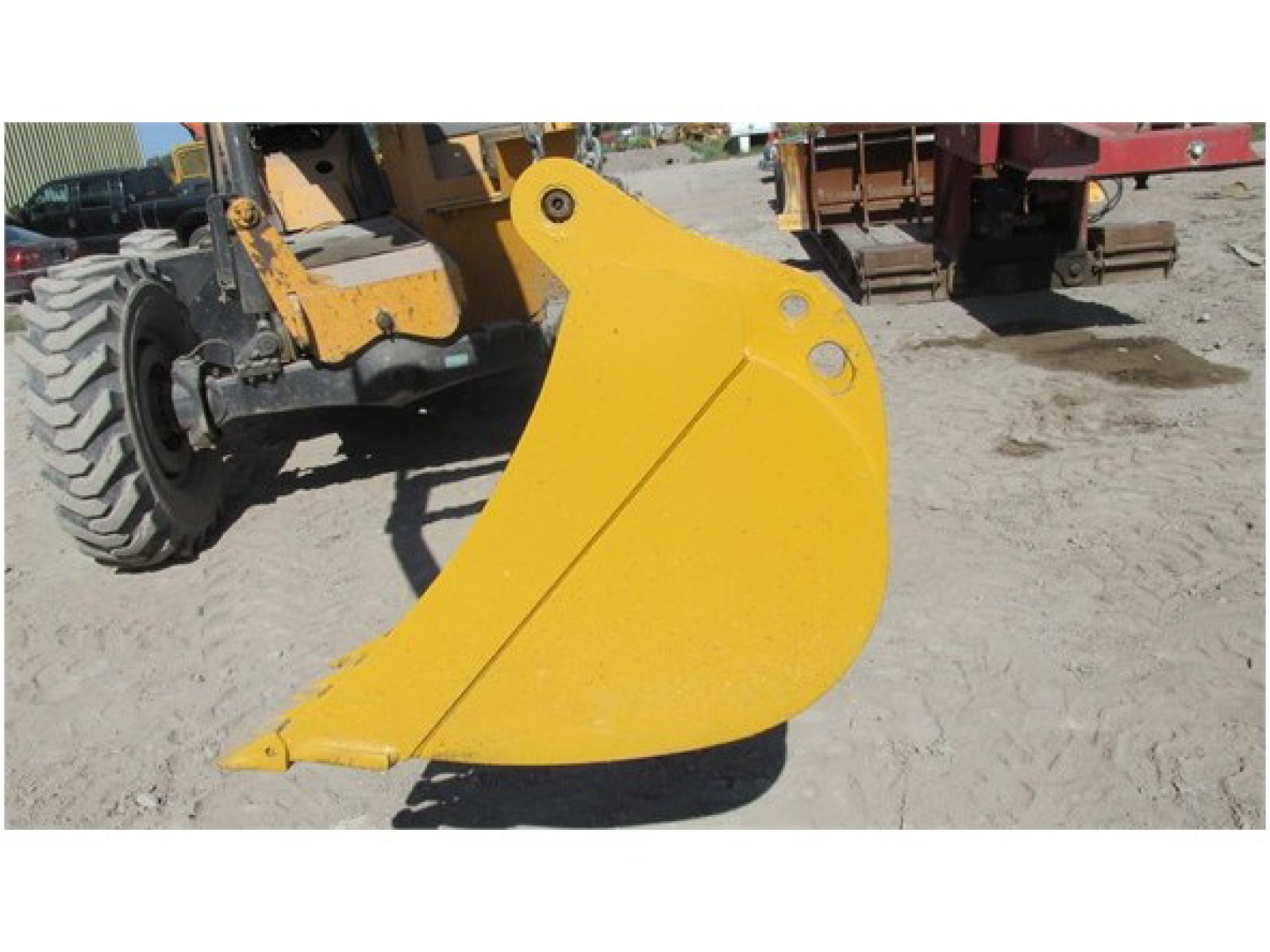 JOHN DEERE 310SG Bucket Attachment for sale - Reddig ...