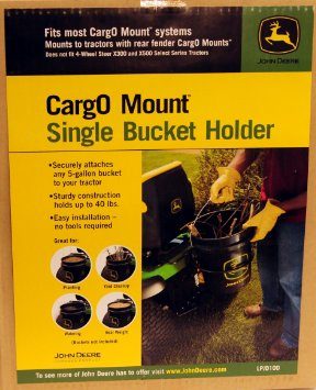 Buy John Deere Carg0 Mount Single Bucket Holder - LPJD100 ...