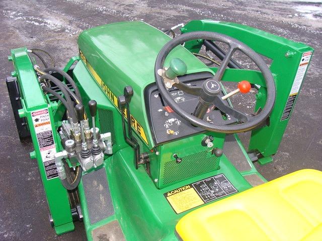 John Deere Garden tractor 318,322,332 Front End loader.