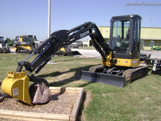 2013 John Deere 35D Compact Excavator - John Deere ...